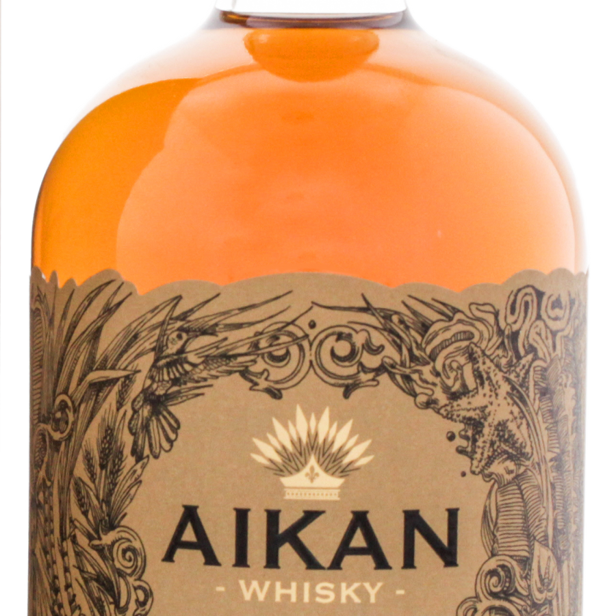 Aikan Extra Collection No 1 bottle