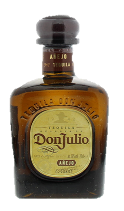 Donjulio tequila