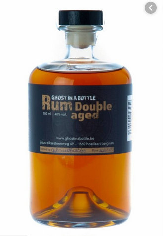 Ghost in a bottle- Rum double aged