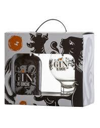 Gin verre Binche