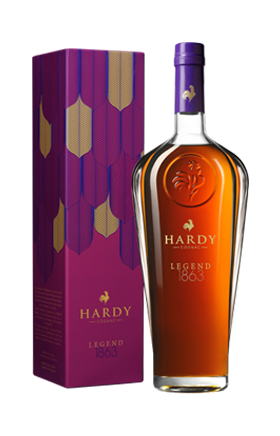 Hardy legend cognac