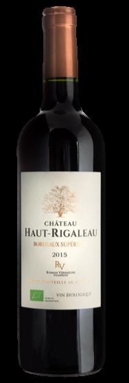 Haut Rigaleau vin