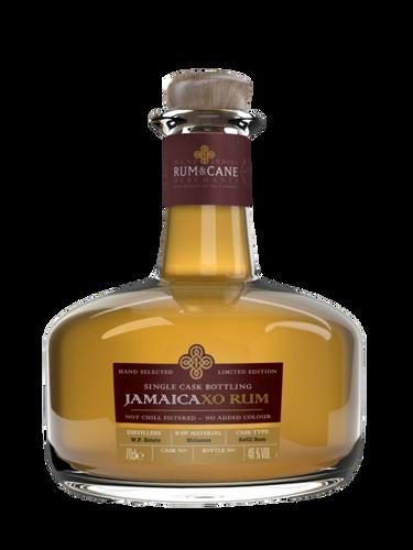 Rum & Cane Jamaica XO Rhum 70cl 46°
