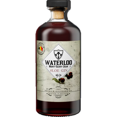 Waterloo Sloe gin