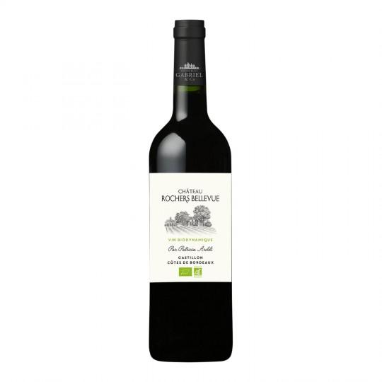 Castillon Côtes de Bordeaux - Château Rochers Bellevue -