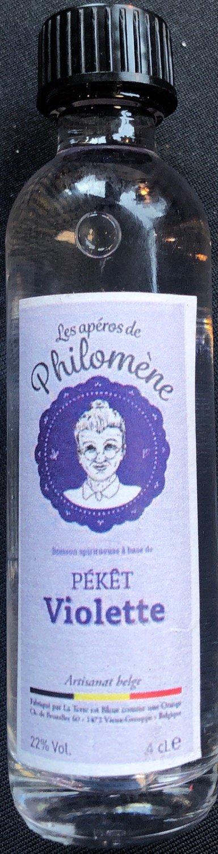 peke violette aperos philomene