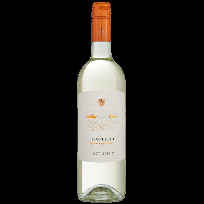 Pinot Grigio i Castelli Romeo e Giuletta Vin Blanc 12% - 75 cl