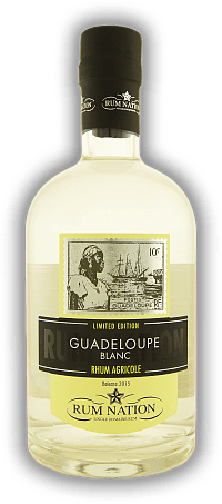 rum nation guadeloupe blanc