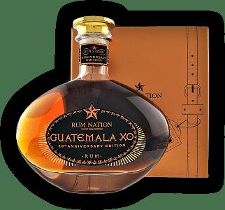 rum national guatemala xo