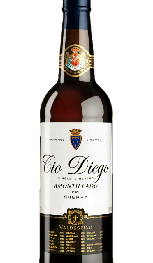 sherry valdespino amontillado