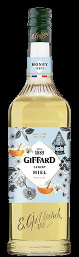 sirop giffard saveur miel