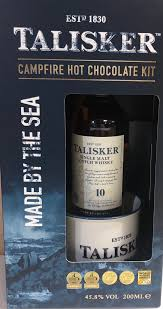 talisker hot chocolate kit