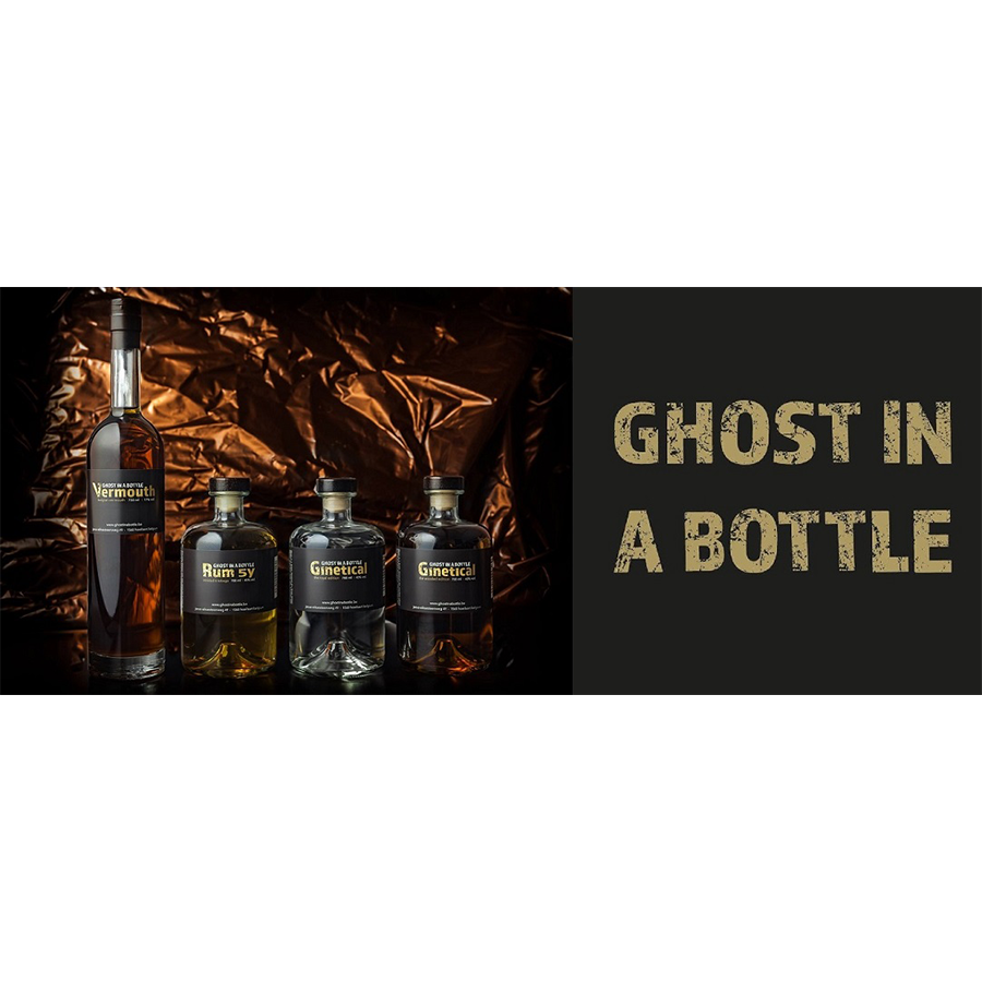 Ghost in Bottle