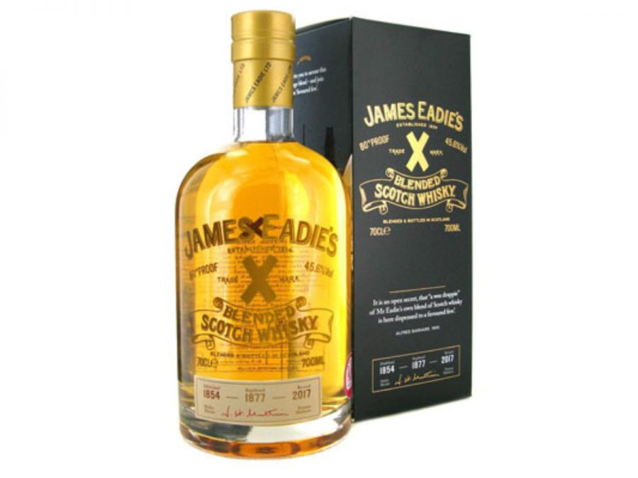 James Eadies Trademark X Blended whisky 70cl