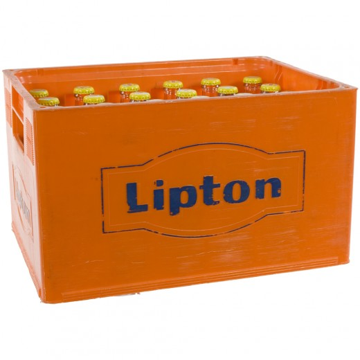 Casier Lipton ice tea Regular - 24x25 cl