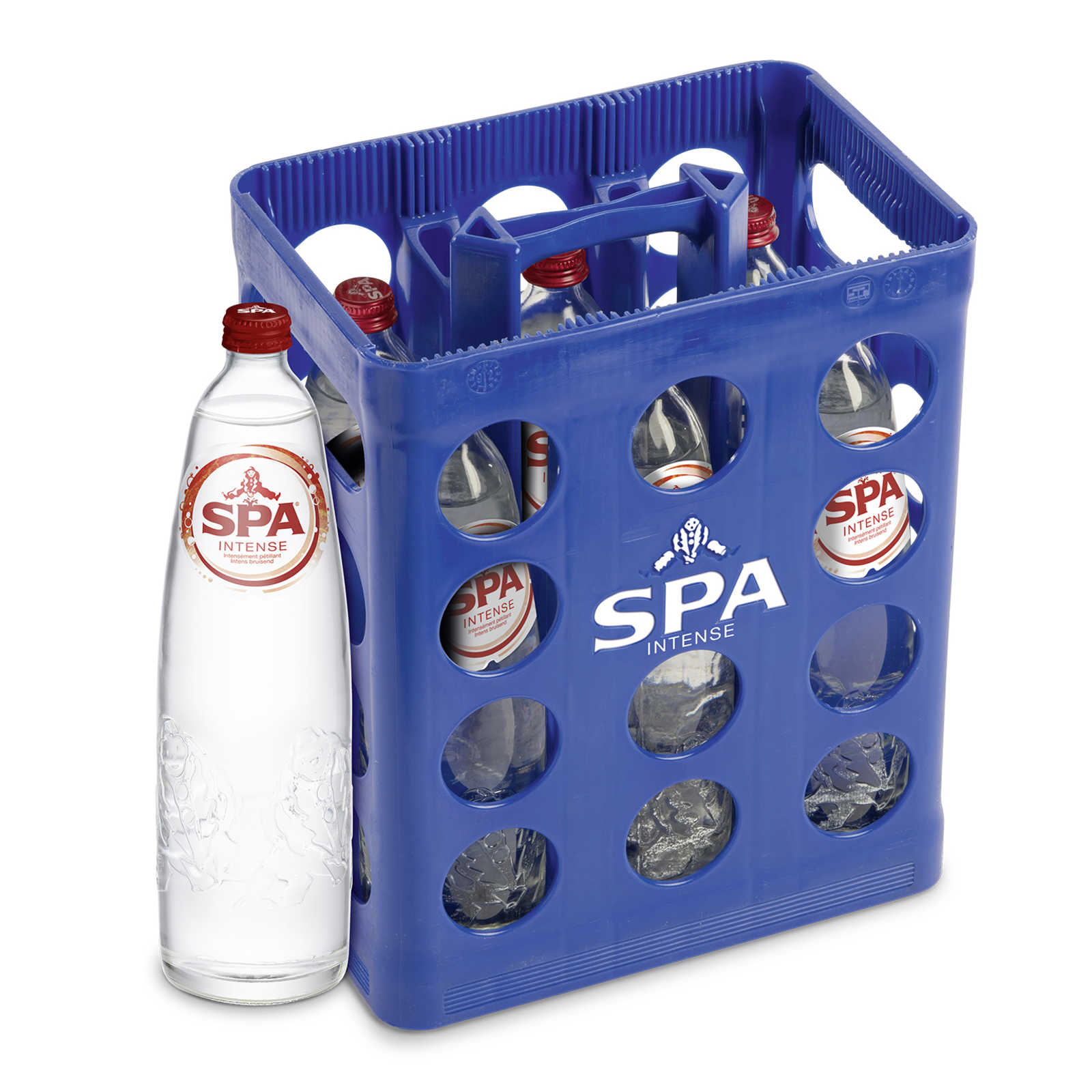 casier spa intense 28x25cl