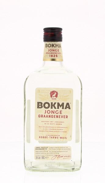 Bokma Jonge Genièvre