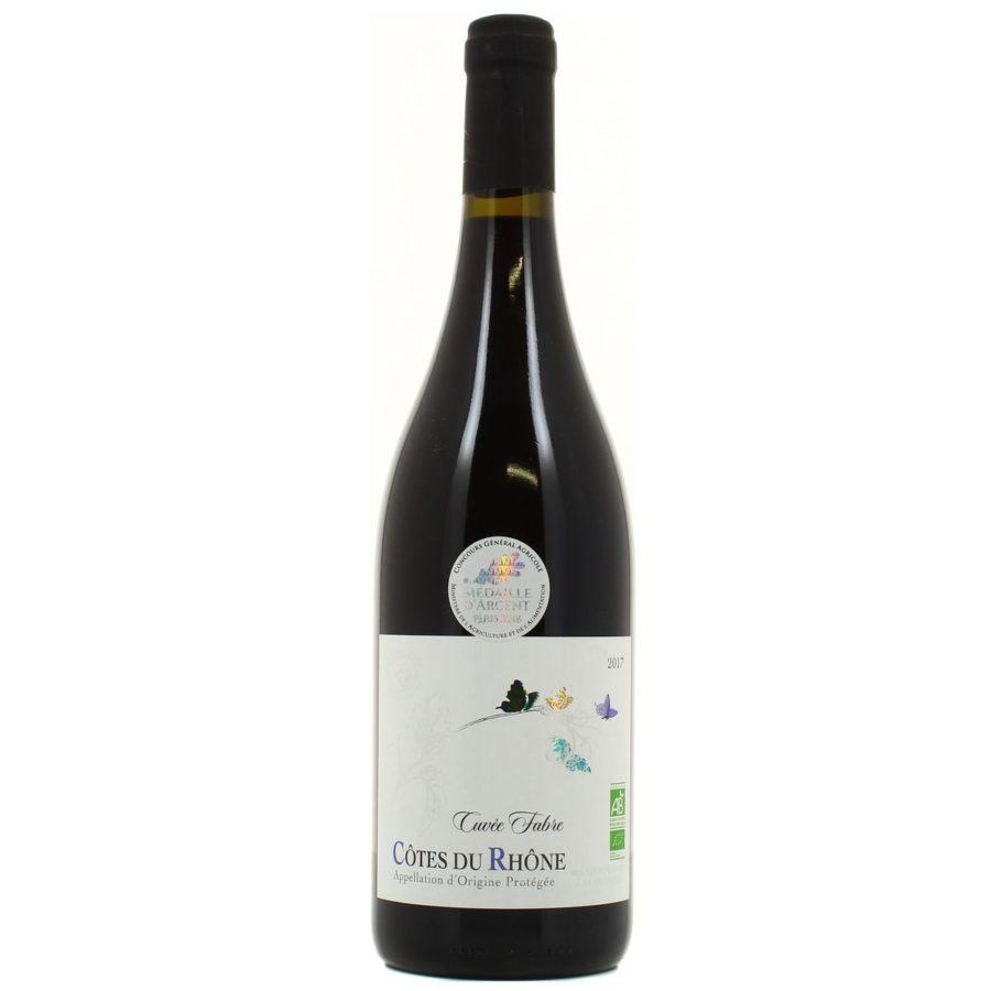 Côtes du Rhône BIO Fabre