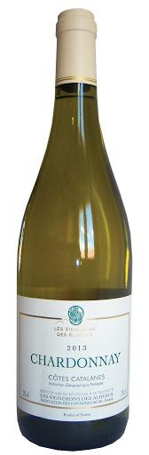 Côtes catalanes Chardonnay 2018