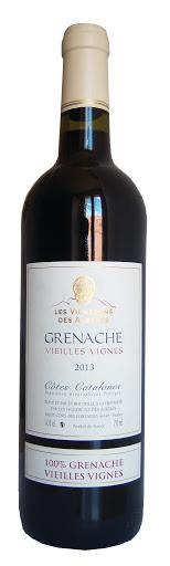 Côtes Catalanes IGP Alberes Grenache Vieilles Vignes