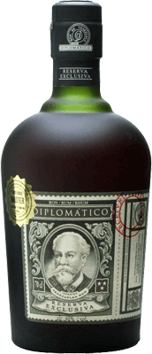 Diplomatico Reserva 12 years - 70 cl - 40°