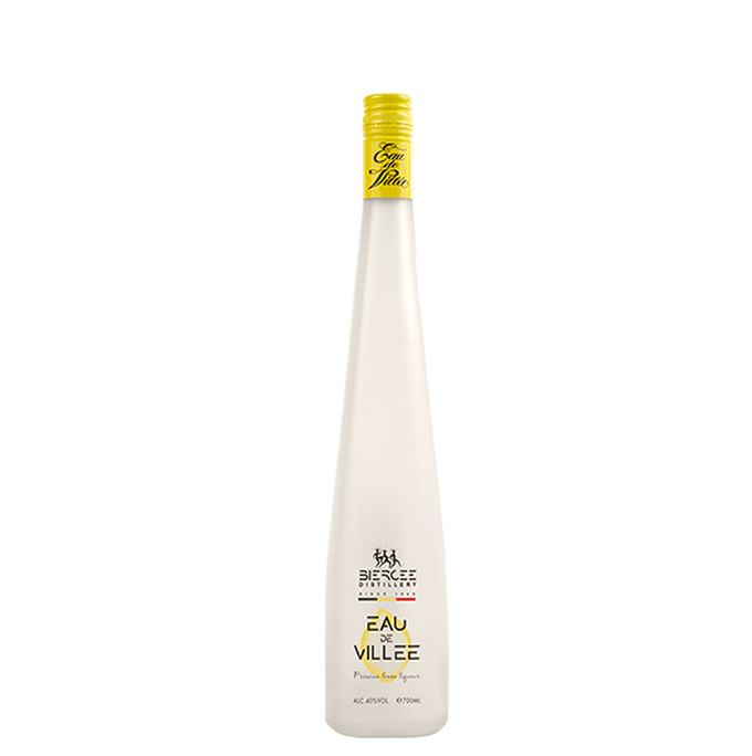 Eau de Villée - Liqueur de citron jaune - 70 cl - 40°