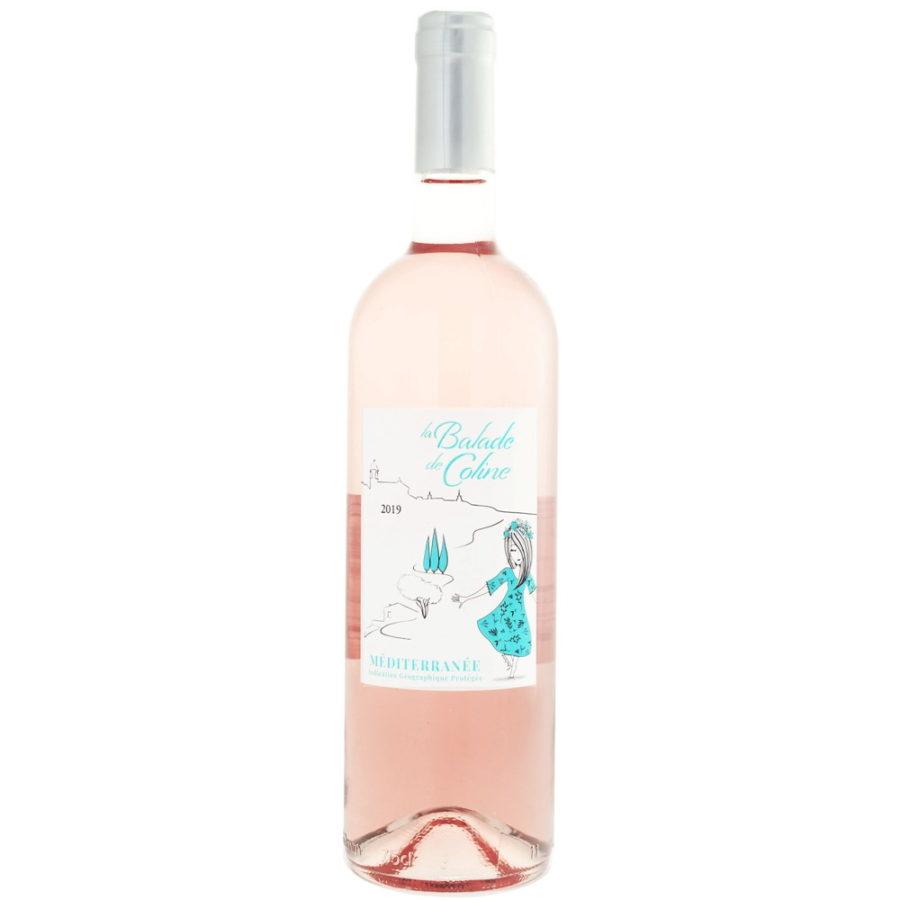IGP Vaucluse - balade des colines Chardonnay Rosé