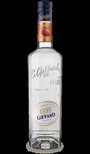 Liqueur Giffard Cacao Blanc