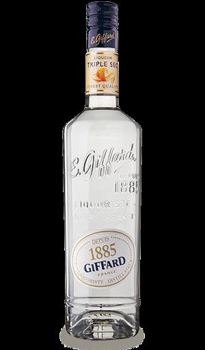 Liqueur Giffard Triple Sec - 70 cl - 25%