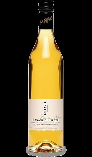 Liqueur Giffard Premium Banane du Brésil