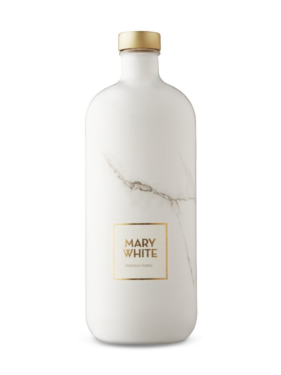 Mary White Vodka 70 cl 40°
