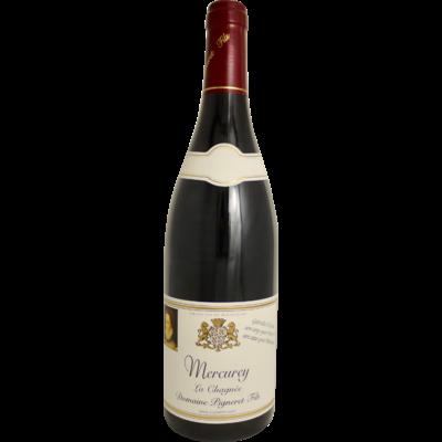 Mercurey Rouge - La Chargnée - Domaine Pigneret Fils - 75 cl - 13.5°