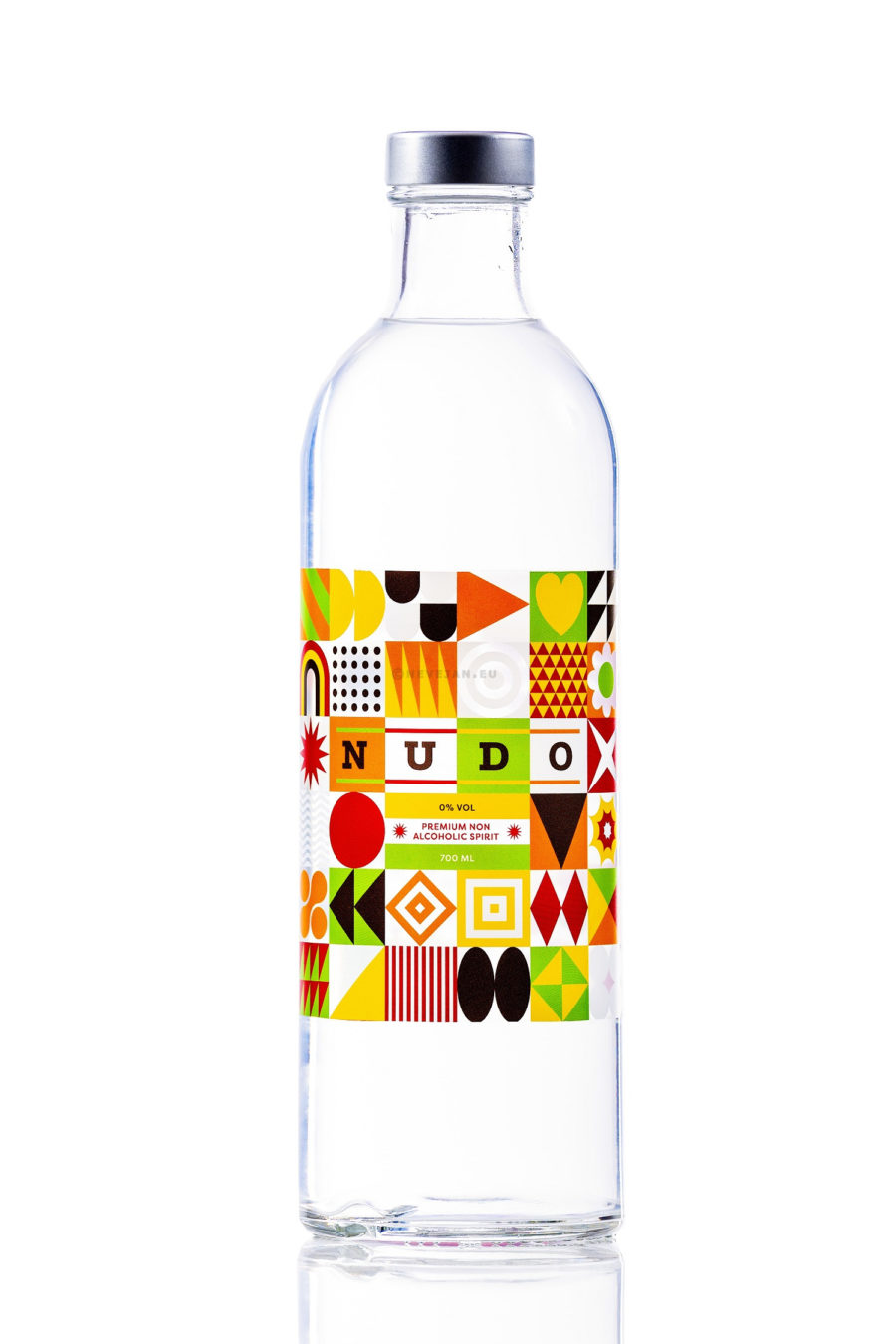 Nudo Gin Sans alcool - 70 cl