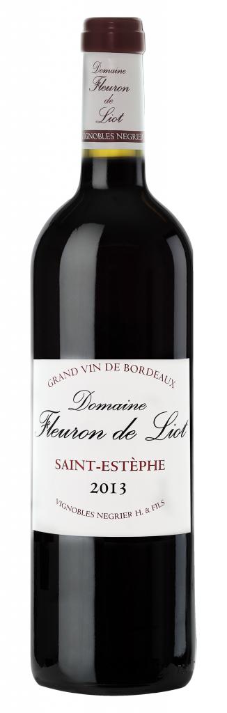 Saint Estèphe Domaine Fleuron de Liot 2015