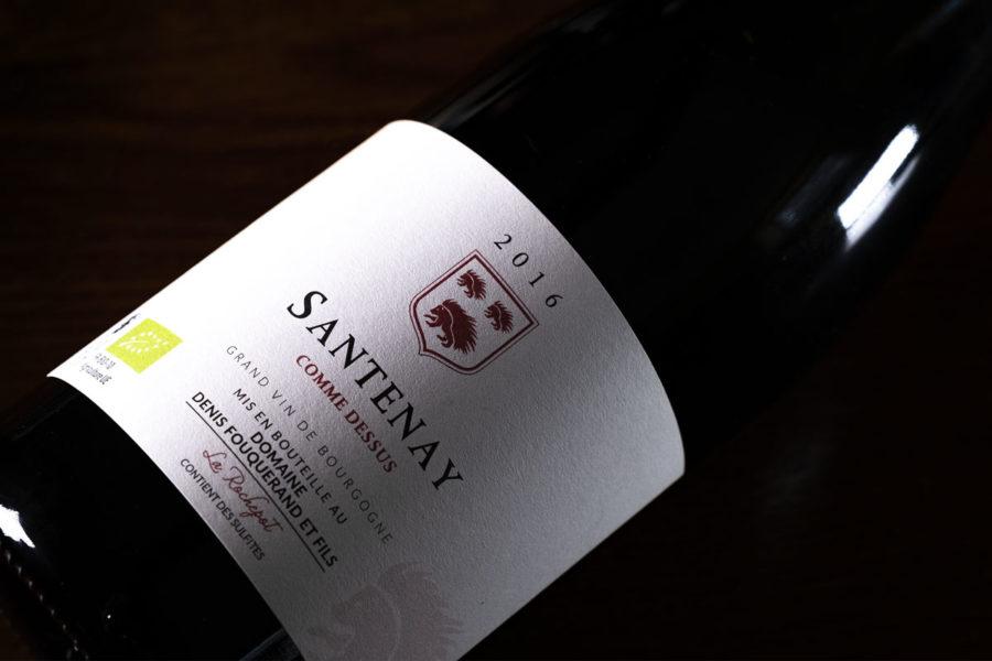 Santenay Bio rouge - 75 cl