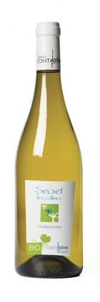 Secret des collines Chardonnay vin blanc bio