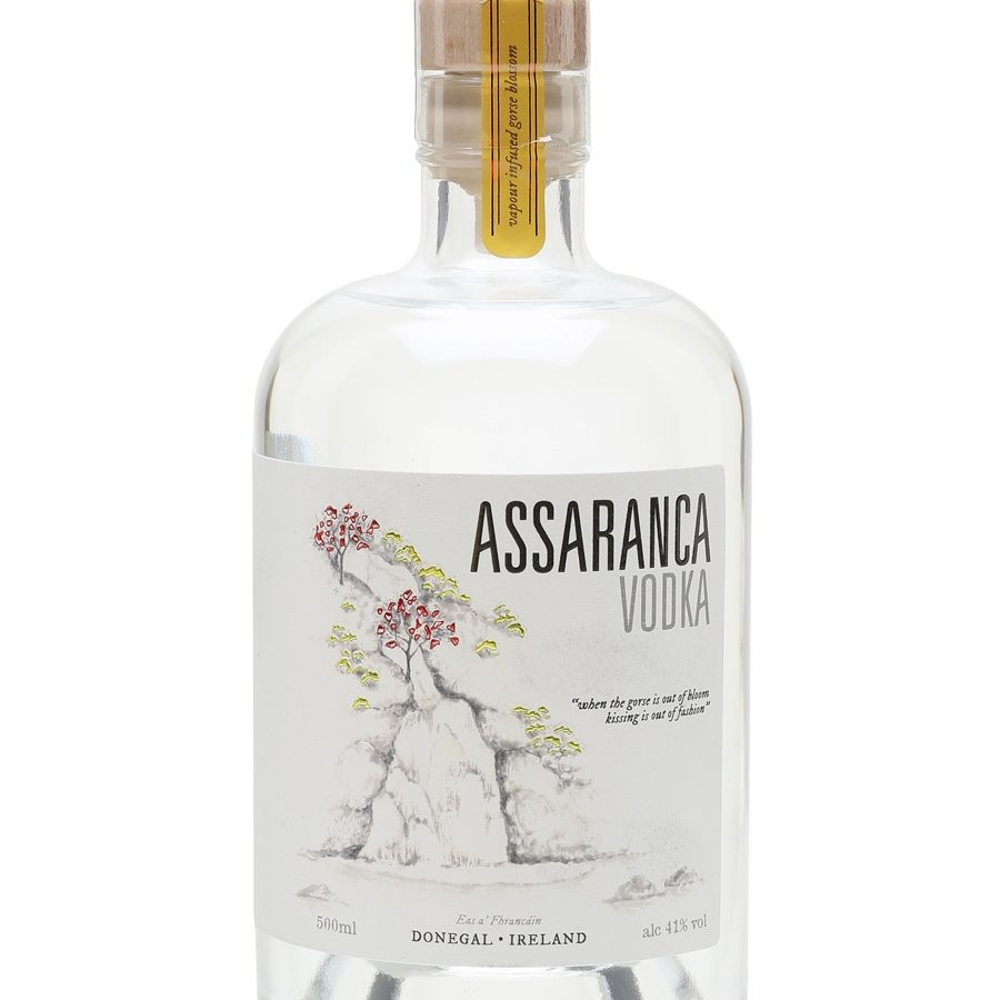 Assaranca Vodka - 50 cl - 41°