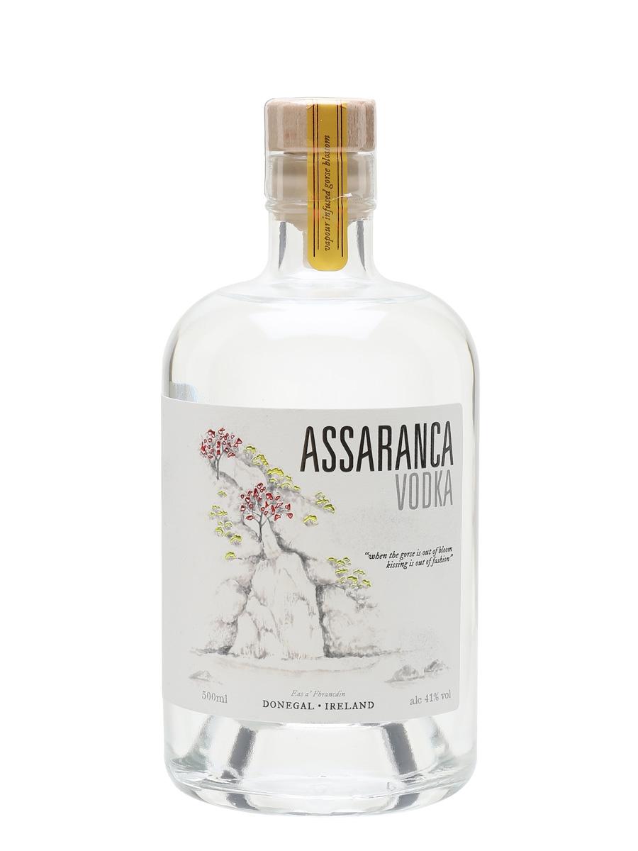 Assaranca Vodka - 50 cl - 41°