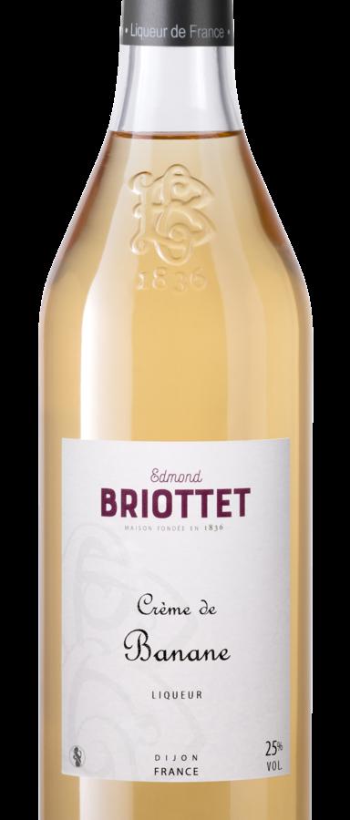 Crème de Banane Briottet - 25%