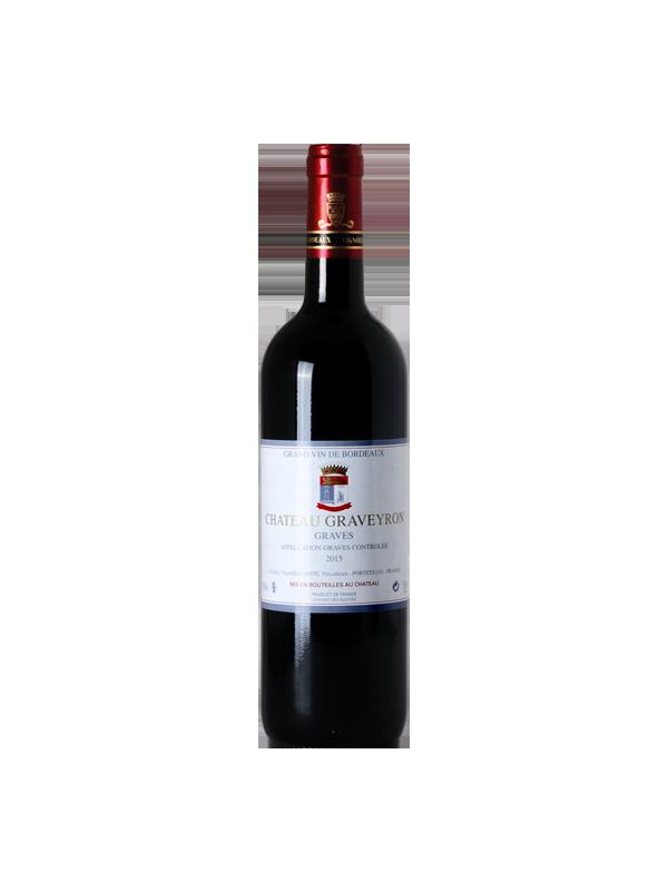 Château Graveyron Cuvée tradition Rouge 2018 - 75cl - 14%