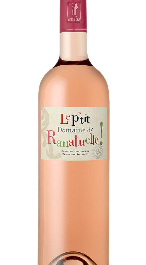 Le p'tit ramatuelle! rosé - 75cl - 12,5%