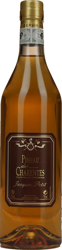 Pineau des Charentes Blanc - Jacques Petit - 70 cl - 17%