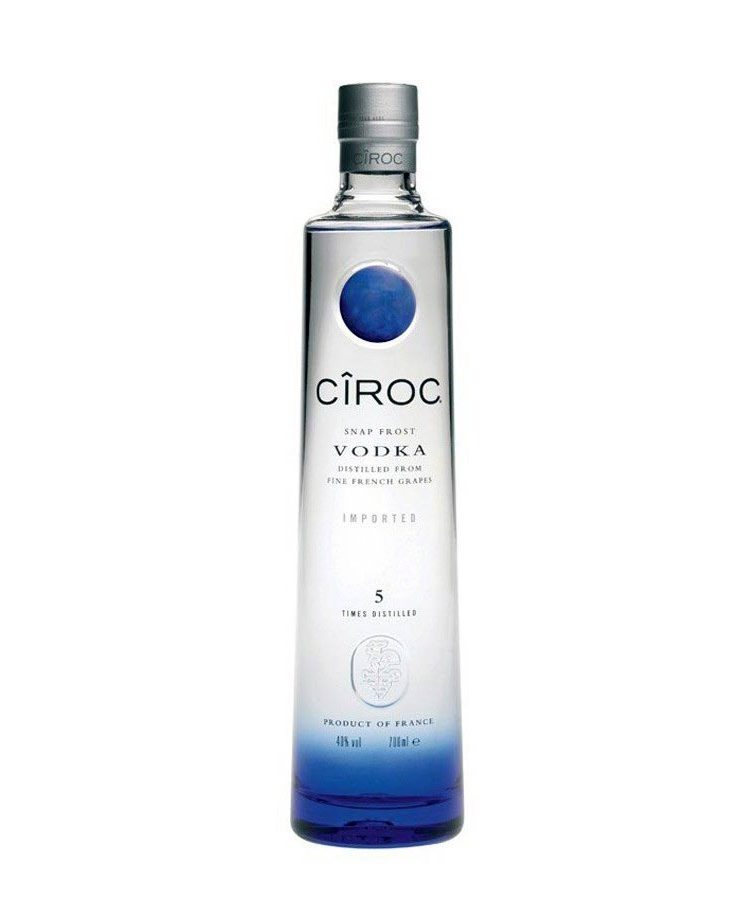Cîroc Vodka - 1L - 40°