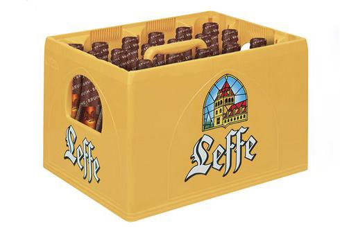 Casier Leffe Brune 24x33 cl bouteilles consignées