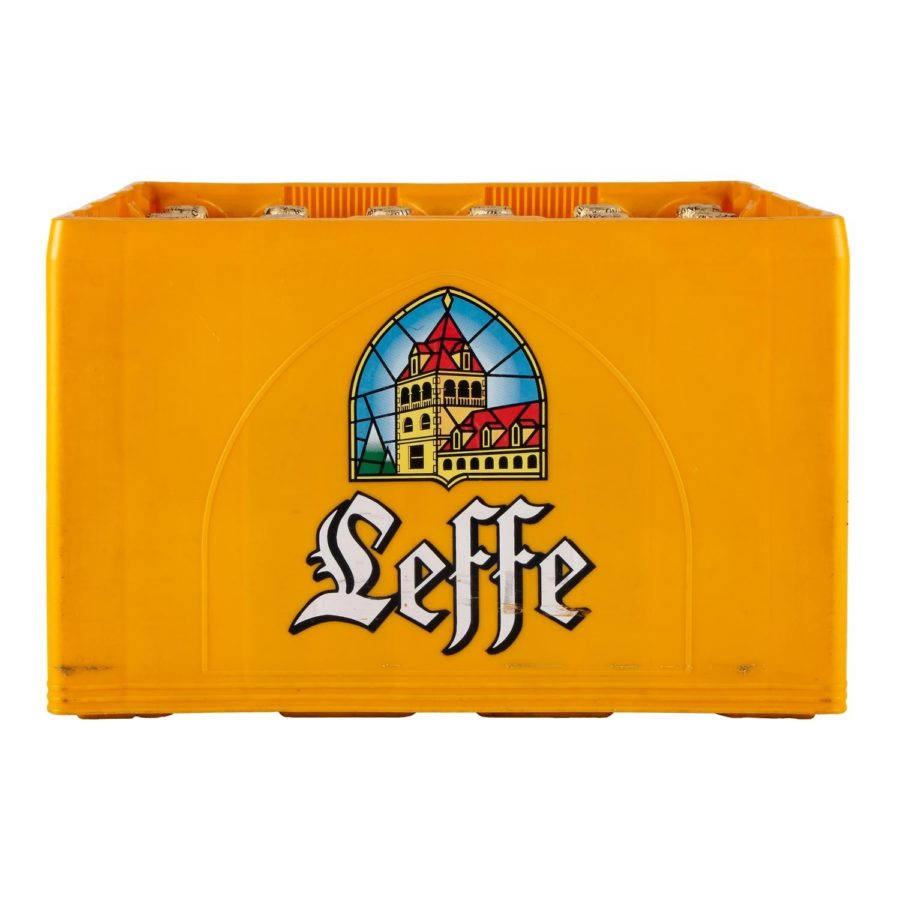 Casier Leffe Blonde 25x33cl bouteilles consignées