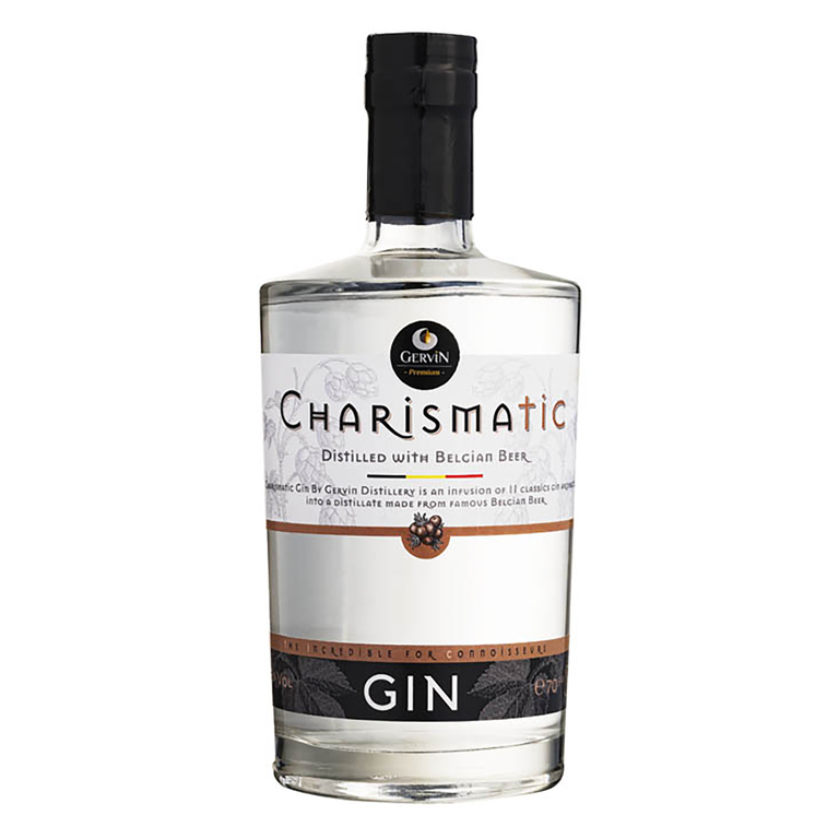 Charismatic gin - 70 cl - 44,6% alc