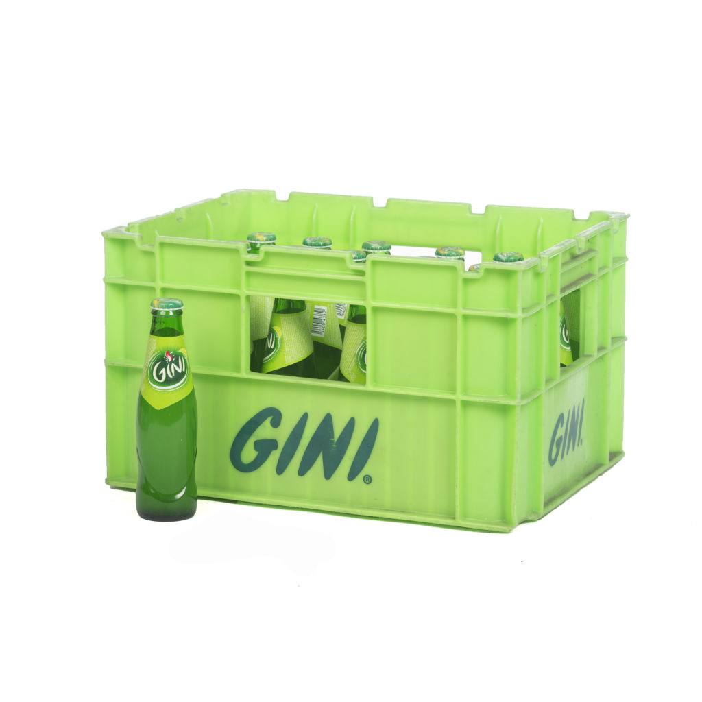 Casier Gini 24x20cl consigne bouteilles