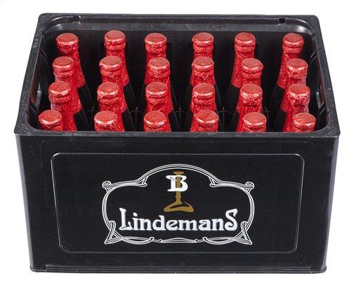 Casier Kriek Lindemans 2'x25 cl Bouteilles consignées