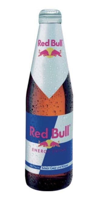 Red Bull en Bouteilles consignées - 24x25cl