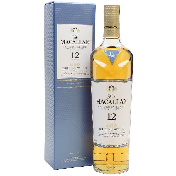 The Macallan 12 ans Triple Cask Matured - 70cl - 40°